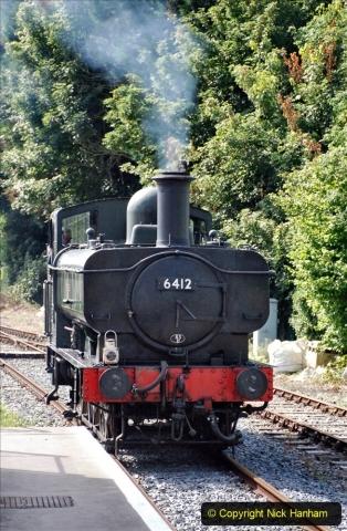 2021-08-18 & 19 Chinnor & Princes Risborough Railway, Oxfordshire. (76) 077