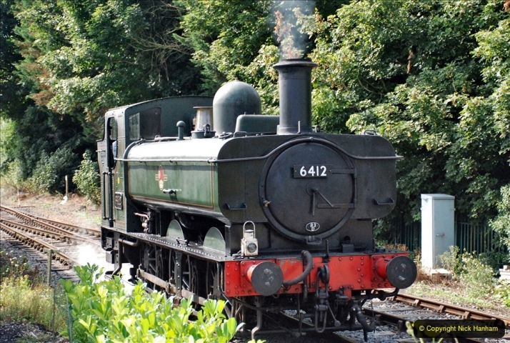 2021-08-18 & 19 Chinnor & Princes Risborough Railway, Oxfordshire. (77) 078