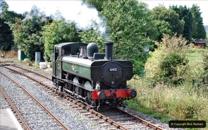 2021-08-18 & 19 Chinnor & Princes Risborough Railway, Oxfordshire. (78) 079