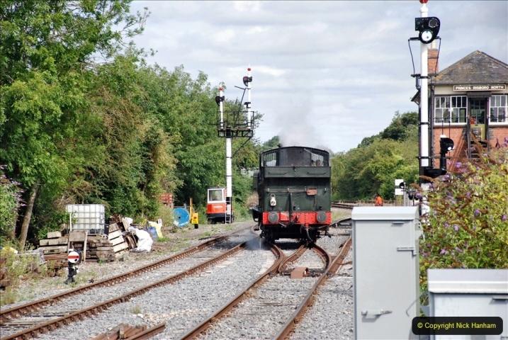 2021-08-18 & 19 Chinnor & Princes Risborough Railway, Oxfordshire. (79) 080