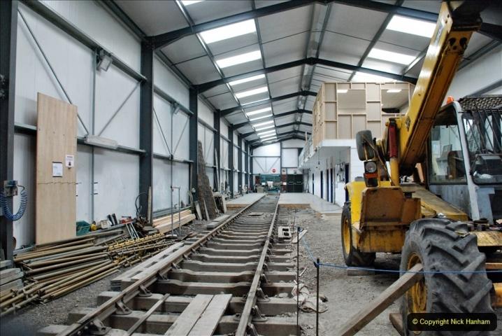 2021-08-18 & 19 Chinnor & Princes Risborough Railway, Oxfordshire. (8) 009