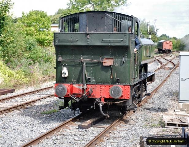 2021-08-18 & 19 Chinnor & Princes Risborough Railway, Oxfordshire. (80) 081
