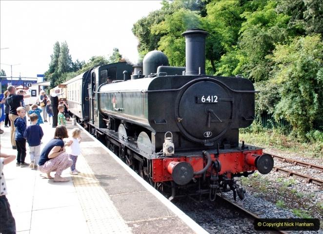 2021-08-18 & 19 Chinnor & Princes Risborough Railway, Oxfordshire. (81) 082