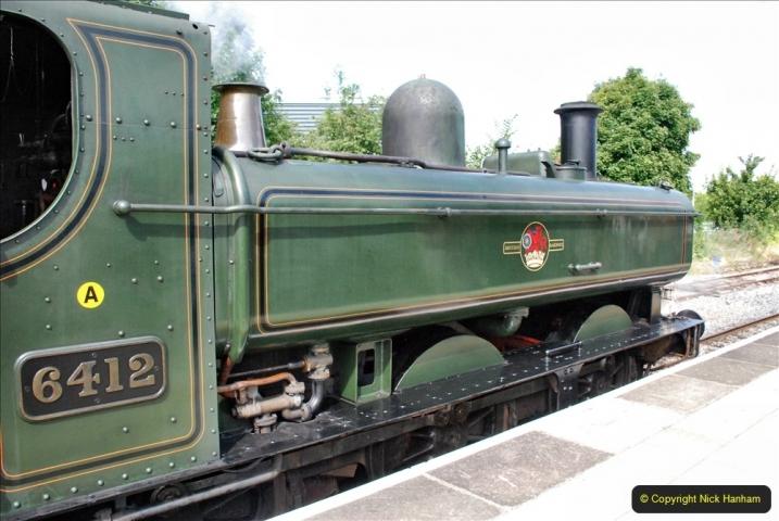 2021-08-18 & 19 Chinnor & Princes Risborough Railway, Oxfordshire. (82) 083