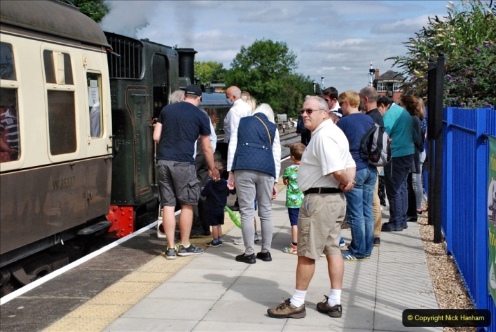 2021-08-18 & 19 Chinnor & Princes Risborough Railway, Oxfordshire. (83) 084
