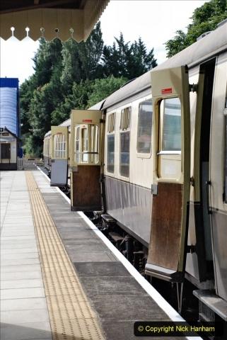 2021-08-18 & 19 Chinnor & Princes Risborough Railway, Oxfordshire. (84) 085