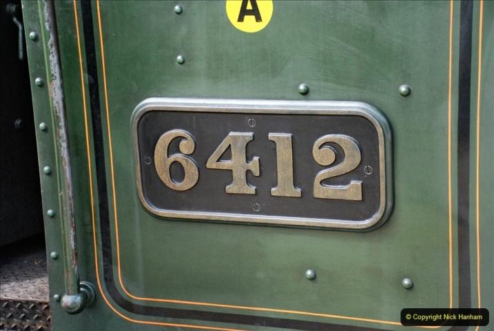 2021-08-18 & 19 Chinnor & Princes Risborough Railway, Oxfordshire. (88) 089