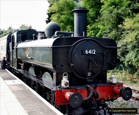 2021-08-18 & 19 Chinnor & Princes Risborough Railway, Oxfordshire. (89) 090