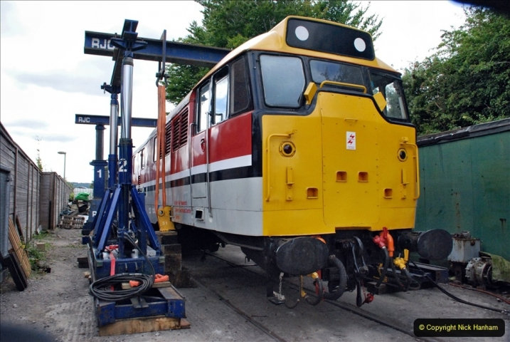 2021-08-18 & 19 Chinnor & Princes Risborough Railway, Oxfordshire. (9) 010