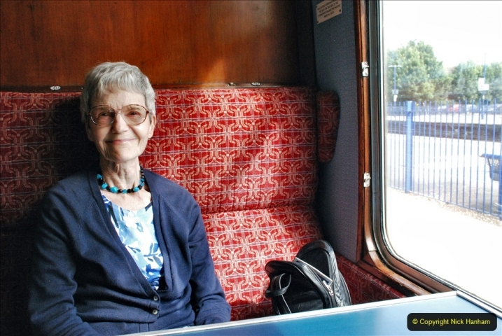 2021-08-18 & 19 Chinnor & Princes Risborough Railway, Oxfordshire. (90) Your Host's Wife. 091