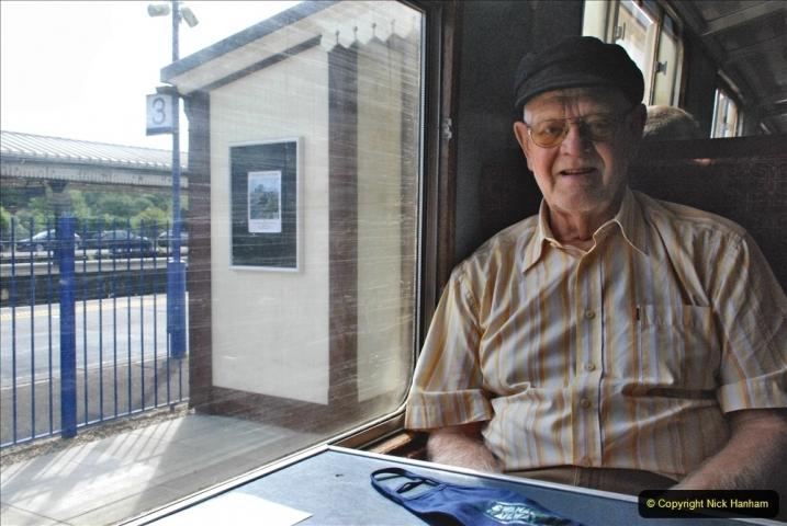 2021-08-18 & 19 Chinnor & Princes Risborough Railway, Oxfordshire. (91) Your Host. 092