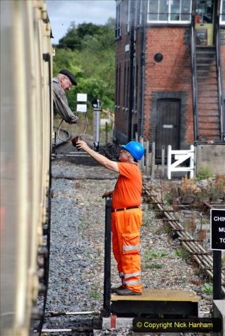 2021-08-18 & 19 Chinnor & Princes Risborough Railway, Oxfordshire. (92) 093