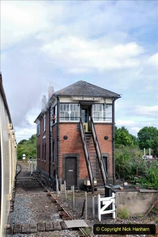 2021-08-18 & 19 Chinnor & Princes Risborough Railway, Oxfordshire. (93) 094