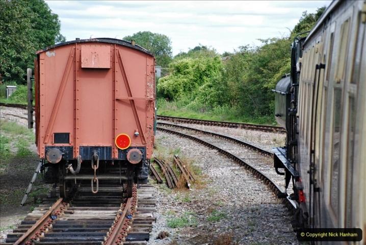 2021-08-18 & 19 Chinnor & Princes Risborough Railway, Oxfordshire. (94) 095