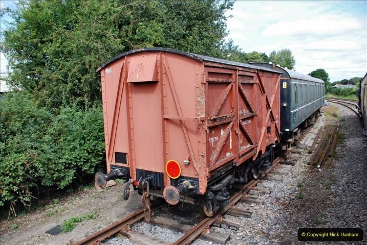 2021-08-18 & 19 Chinnor & Princes Risborough Railway, Oxfordshire. (95) 096
