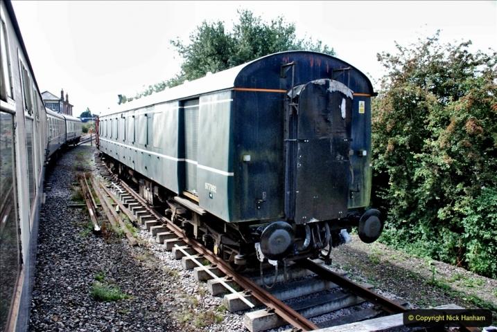 2021-08-18 & 19 Chinnor & Princes Risborough Railway, Oxfordshire. (97) 098