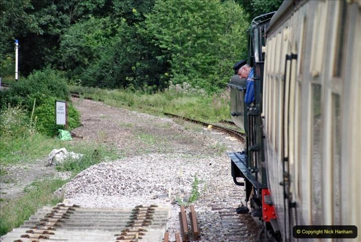 2021-08-18 & 19 Chinnor & Princes Risborough Railway, Oxfordshire. (98) 099