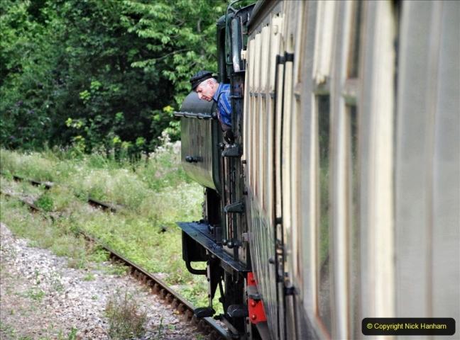 2021-08-18 & 19 Chinnor & Princes Risborough Railway, Oxfordshire. (99) 100