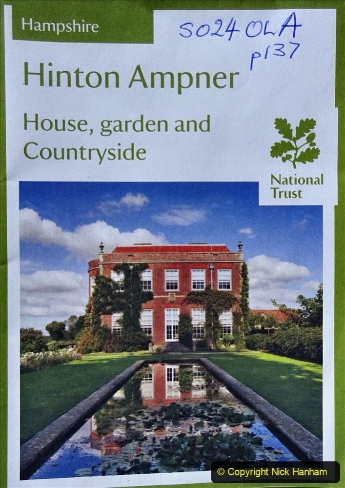 2021 August 18 National Trust Property Visit No1 Hinton Ampner Hampshire