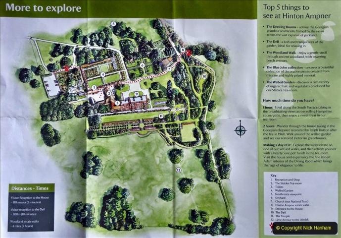 2021-08-18 National Trust Property Visit No.1. Hinton Ampner, Hampshire. (2) 002
