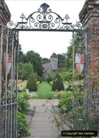 2021-08-18 National Trust Property Visit No.1. Hinton Ampner, Hampshire. (28) 028