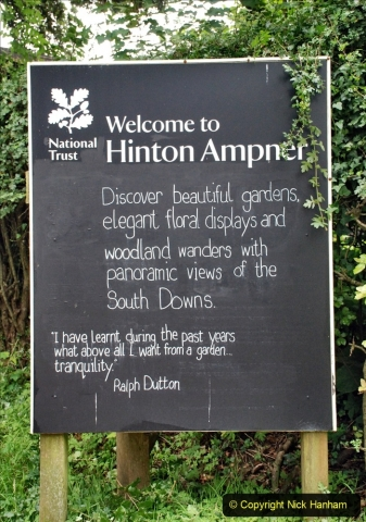 2021-08-18 National Trust Property Visit No.1. Hinton Ampner, Hampshire. (3) 003