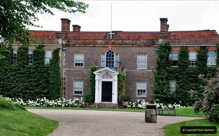 2021-08-18 National Trust Property Visit No.1. Hinton Ampner, Hampshire. (30) 030