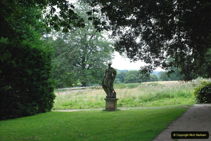 2021-08-18 National Trust Property Visit No.1. Hinton Ampner, Hampshire. (56) 056