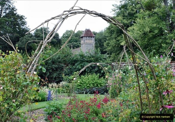 2021-08-18 National Trust Property Visit No.1. Hinton Ampner, Hampshire. (59) 059