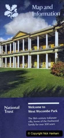 2021-08-19 National Trust Property Visit No.2. West Wycombe Park & Town. (1) 001