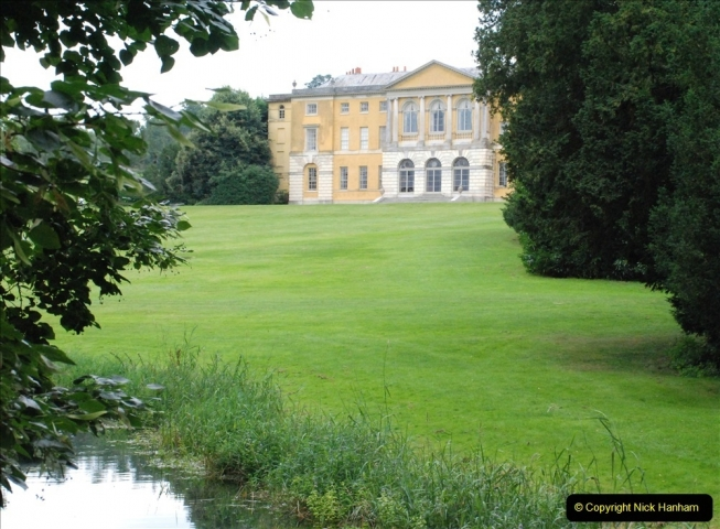 2021-08-19 National Trust Property Visit No.2. West Wycombe Park & Town. (11) 011