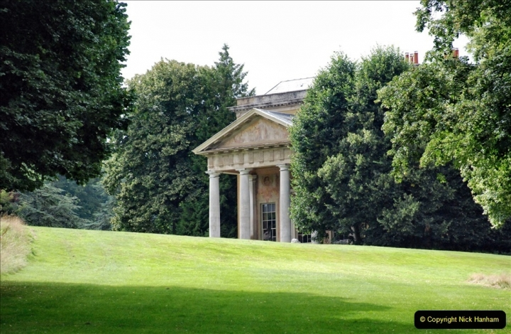 2021-08-19 National Trust Property Visit No.2. West Wycombe Park & Town. (13) 013