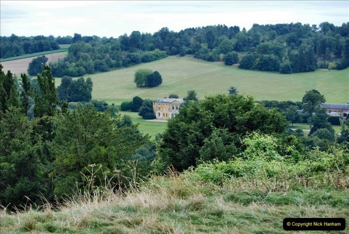 2021-08-19 National Trust Property Visit No.2. West Wycombe Park & Town. (3) 003
