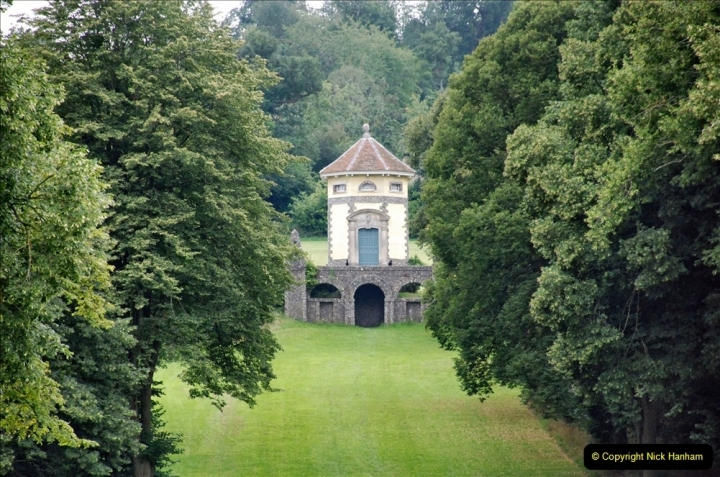 2021-08-19 National Trust Property Visit No.2. West Wycombe Park & Town. (42) 042
