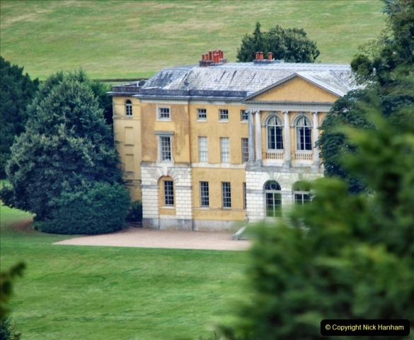 2021-08-19 National Trust Property Visit No.2. West Wycombe Park & Town. (5) 005