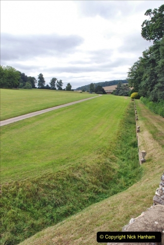 2021-08-19 National Trust Property Visit No.2. West Wycombe Park & Town. (50) 050