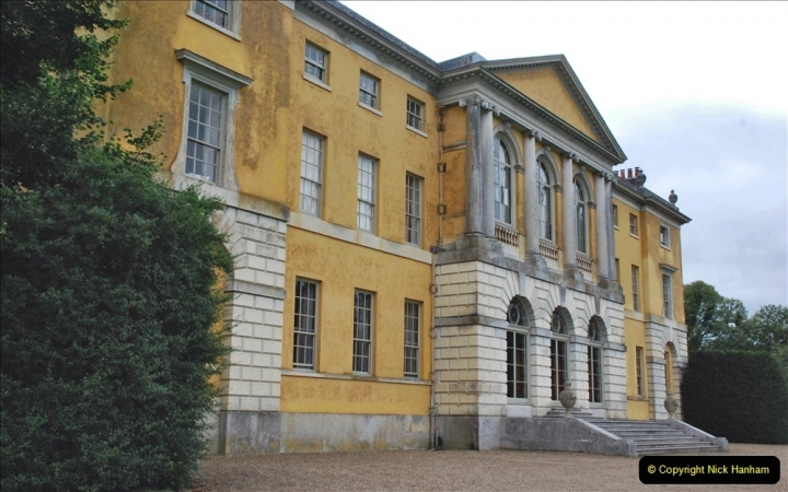 2021-08-19 National Trust Property Visit No.2. West Wycombe Park & Town. (68) 068