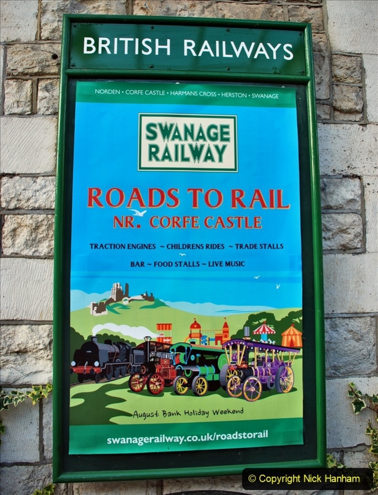 2021 August 27 SR Roads to Rail Event Bank Holiday Weekend