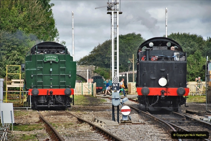 2021 August 28 SR Roads to Rail Bank Holiday Weekend. (109) 109