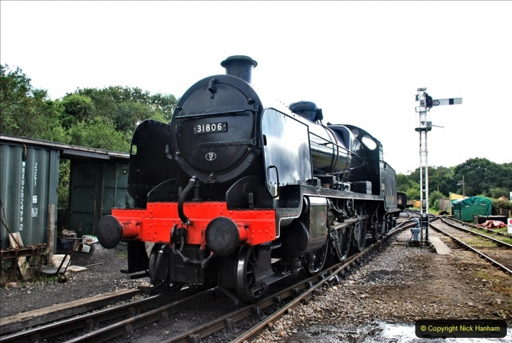 2021 August 28 SR Roads to Rail Bank Holiday Weekend. (110) 110