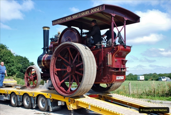 2021 August 28 SR Roads to Rail Bank Holiday Weekend. (166) 166