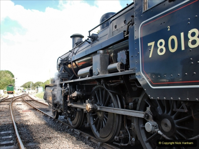 2021 August 28 SR Roads to Rail Bank Holiday Weekend. (180) 180