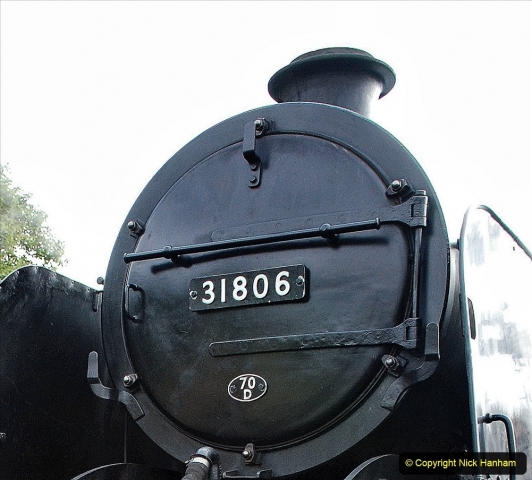 2021 August 28 SR Roads to Rail Bank Holiday Weekend. (73) 073