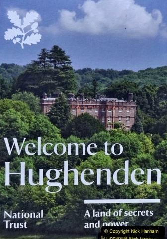 2021-08-20 National Trust Property Visit No.3. Hughenden, Buckinghamshire. (1) 001