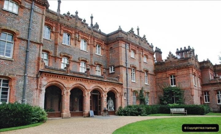 2021-08-20 National Trust Property Visit No.3. Hughenden, Buckinghamshire. (18) 018