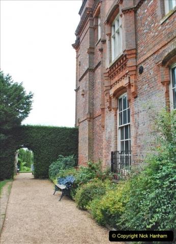 2021-08-20 National Trust Property Visit No.3. Hughenden, Buckinghamshire. (19) 019