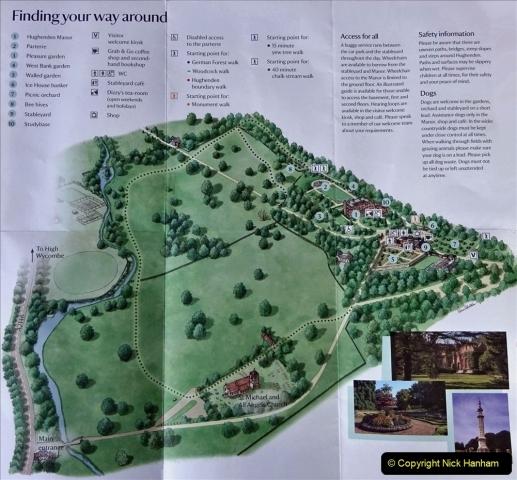 2021-08-20 National Trust Property Visit No.3. Hughenden, Buckinghamshire. (2) 002