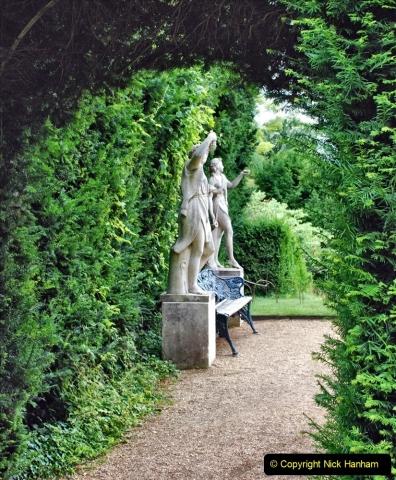 2021-08-20 National Trust Property Visit No.3. Hughenden, Buckinghamshire. (20) 020