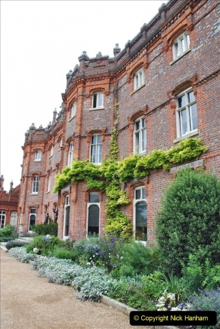 2021-08-20 National Trust Property Visit No.3. Hughenden, Buckinghamshire. (21) 021