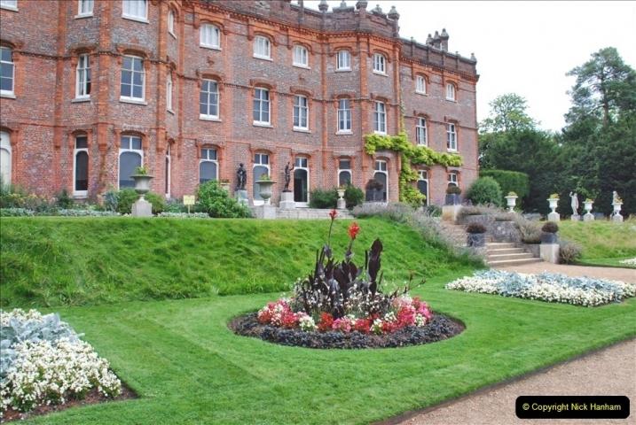 2021-08-20 National Trust Property Visit No.3. Hughenden, Buckinghamshire. (22) 022